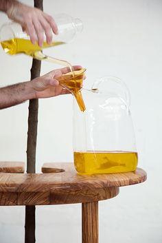 taste of wood and oil/ antonio arico