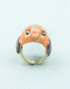 Birdy Ring. via The Cools