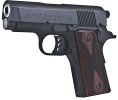 Colt New Agent 9MM 3IN BL $932.00 SHIPS FREE Find our speedloader now!  http://www.amazon.com/shops/raeind