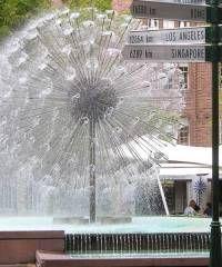 Kings Cross Fountain, Sydney