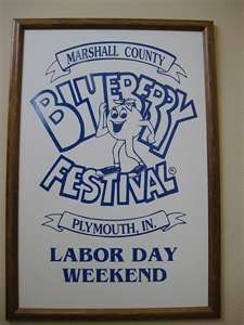 blueberry festival plymouth indiana