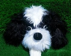 Schnauzer Golf Club Cover Golf Outfits Very Cool Golf