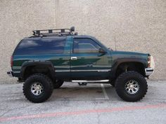 1998 Chevrolet Tahoe 4x4 2 Door