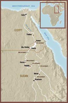 Ancient Nubians   Ancient Nubia