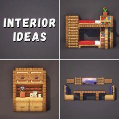 Minecraft Modern, Minecraft Medieval, Cute Minecraft Houses, Minecraft Plans, Minecraft Blueprints, Minecraft Crafts, Minecraft Buildings, Minecraft Stuff, Minecraft House Tutorials