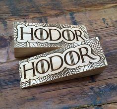 Hodor Door Holder - Set of 3