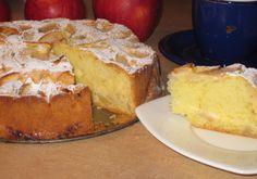 W środku i na wierzchu, czyli ucierane ciasto z jabłkami :) French Toast, Food And Drink, Yummy Food, Cheese, Breakfast, Recipes, Morning Coffee, Delicious Food, Recipies