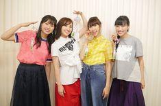 テレ朝POST » ももクロ、4人になって初ドライブ!初の東京ドーム単独ライブも振り返る Momoiro Clover, Group Photos, Content, Fashion, Moda, Group Shots, Fashion Styles, Fashion Illustrations