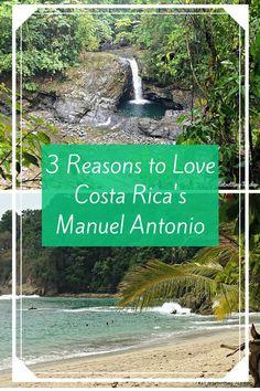 3 Reasons to Love Costa Rica's Manuel Antonio