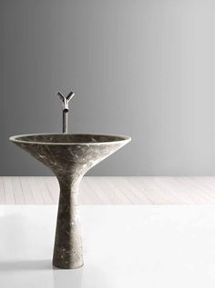 The Dry sink from the Nabhi Collection for Kreoo. Designed by Enzo Berti