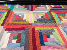 Sue Daurio's Quilting Adventures: DWM - is it Spring yet?