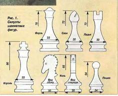 Как выточить шахматы | Домовёнок