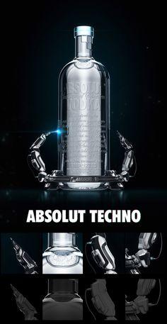 Icono Mundial, Vodka Absolut. Anuncios y Diseños 33