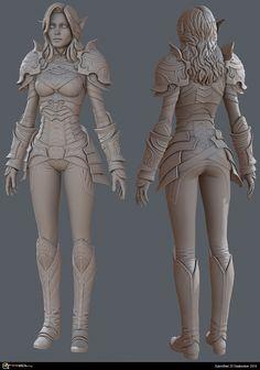 ARTTalk - Просмотр темы - BlizzardFest 2014 | 3D | Elf