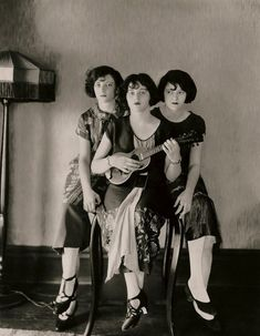 The Boswell Sisters,1930s