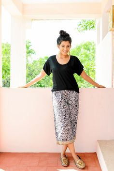 Beautiful, comfortable loungewear that empowers women through living wage jobs as they create a new life for themselves and their family.