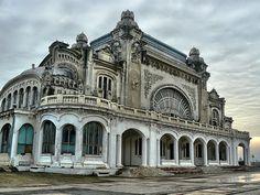 Constanta Casino | Flickr - Photo Sharing!