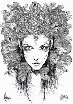 Medusa idea