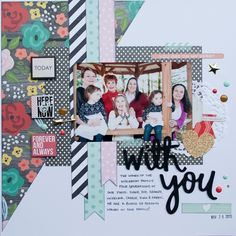With+You - Scrapbook.com