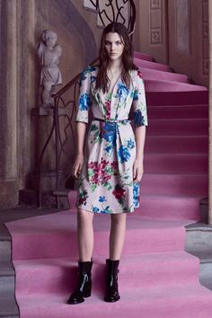 Blumarine Pre-Fall 2016 Fashion Show  http://www.vogue.com/fashion-shows/pre-fall-2016/blumarine/slideshow/collection#9  http://www.theclosetfeminist.ca/