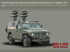 Sistema antitanque Kornet-D1