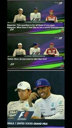 VETTEL IS NOT OKAY