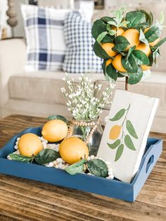 Feb 2020 - I used Navy decor in the living room for Spring with yellow accents and I'm loving the end result. Navy is a hot color this year and one of my favorites! Blue And Yellow Living Room, Navy Living Rooms, Living Room Decor, Yellow Walls, Spring Home Decor, Navy Home Decor, White Decor, Diy Décoration, Deco Table