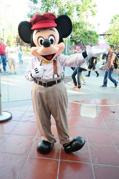 DLR2014★10/19:Greeting 〜Mickey〜/Clarabelle's|imagical days 〜Disney Parks Travel Logs〜