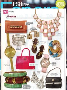 Need an accessories refresh for #spring? Check out Ser Padres Magazine's list of their favorite stylish accessories feat. lots of mark. and Avon!