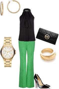 """Spring Work Outfit 3"" by stefaniemarie4 on Polyvore"