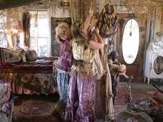 magnolia pearl airstream | Bohemian Valhalla: Welcome Distraction Of Bohemian Dreams