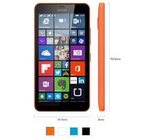 Microsoft India - Lumia Dual SIM Smartphone gives you the freedom to optimize your mobile life with Two SIM cards in one mobile as well as big display and dual camera.