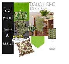 Boho Home Decor - Feel Good Fashion & Living® by Marijke Verkerk Design www.marijkeverkerkdesign.nl   Designer Lamps, Designer Curtains, Boheme Chic Cushions, Boheme Chic Rugs, Table Runners, Boho Chic Couch Blankets
