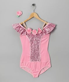 Adorable little dance costume!