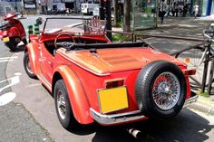 Pour ce dimanche sur #BonjourLaVieille, une pas courante #Siata 850 #Spring Antique Cars, Spring, Vehicles, Collector Cars, Sunday, Places, Vintage Cars, Car, Vehicle