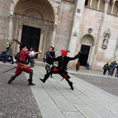 Carnevale Rinascimentale a Ferrara #RinasciFE2014 - Instagram foto di gsoattin