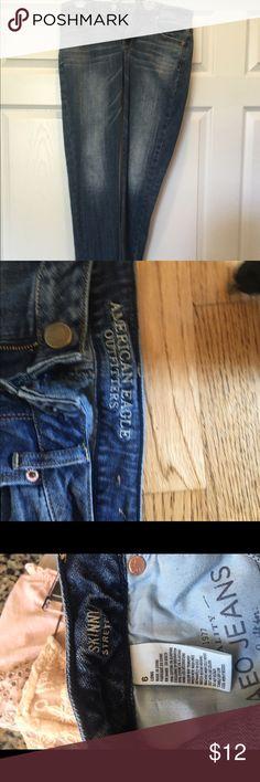 American Eagle Skinny Jeans Size 6 American Eagle Skinny Jeans Size 6 American Eagle Outfitters Jeans Skinny