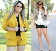 119fc1409ef Style Ideas  Plus Size Fashion Shorts for Different Occasions
