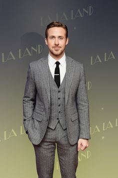 Image result for ryan gosling suit