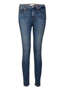 Paige Hoxton Ankle Skinny Jeans - Brett