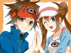 Resultado de imagen para pokemon trainer kalem