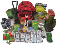 Emergency Preparedness Kits containing all the Survival Gear you Need Emergency Preparedness Kit, Emergency Preparation, Survival Prepping, Survival Gear, Survival Skills, Survival Equipment, Apocalypse Survival, Survival Shelter, Wilderness Survival
