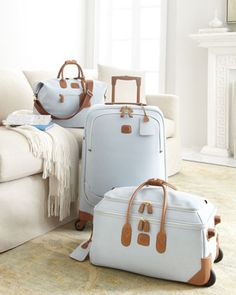 I love my current luggage, but if I had to get more. This just might be the group