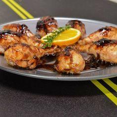Lightning McQueens Balsamic Motor Oil Chicken Recipe inspired by Cars Flash Mcqueen, Disney Food, Disney Recipes, Disney Jr, Disney Inspired Food, Disney Family, Balsamic Vinegar Chicken, Chicken Seasoning, Food Dishes