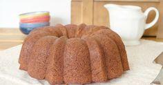 Bundt cake de calabaza y especias