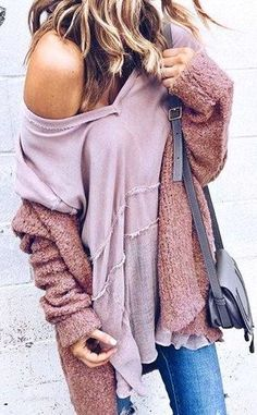 30 Chic Fall / Winter Outfit Ideas - Street Style Look. Looks Chic, Looks Style, Fall Winter Outfits, Autumn Winter Fashion, Summer Outfits, Winter Style, Winter Clothes, Casual Outfits, Cute Outfits