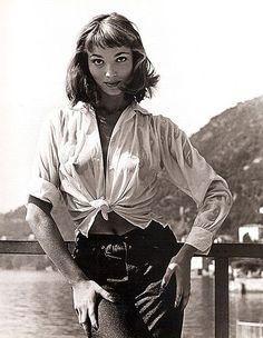 Martinelli, Elsa;  Sexy Italian Actress, 1950s -60s