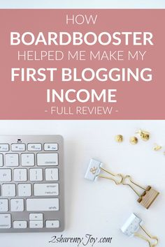 Try this program for free and get more pageviews and start making money blogging. Boardbooster helped me increase my pageviews by 12 times and my ad income by 8 times! Click trough to read the full Boardbooster review