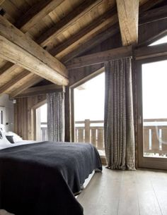 Cocooning chalet /Martine Haddouche/ More