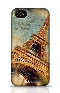 Paris Apple iPhone 4 Phone Case